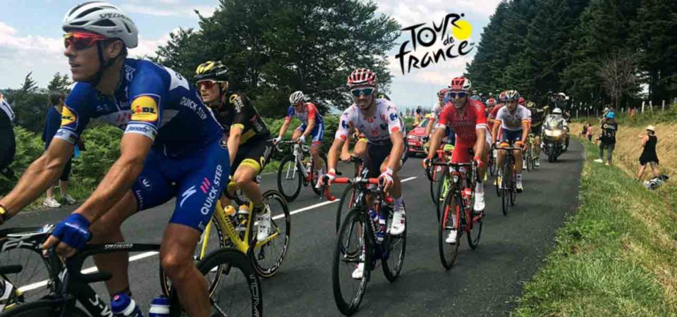 Come guardare il Tour de France in streaming