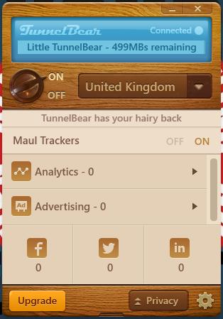 Maul Tracker