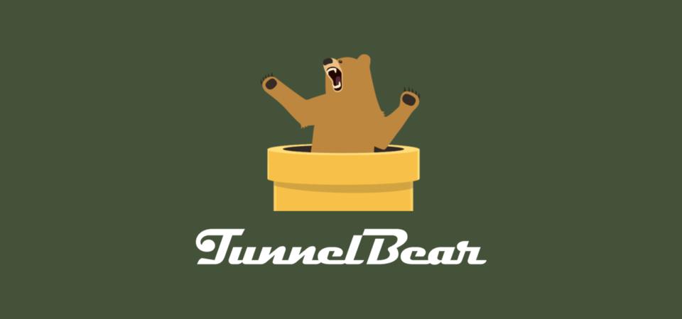 TunnelBear: una VPN minimalista