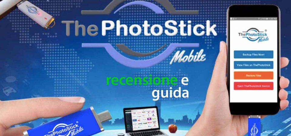thephotostick recensione