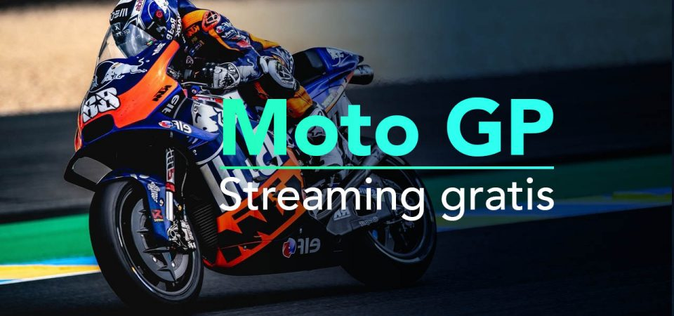 motogp streaming ita