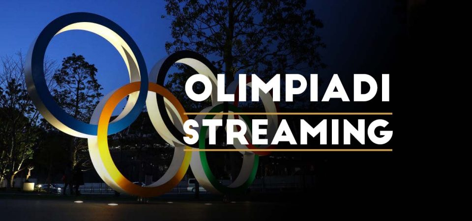 olimpiadi streaming