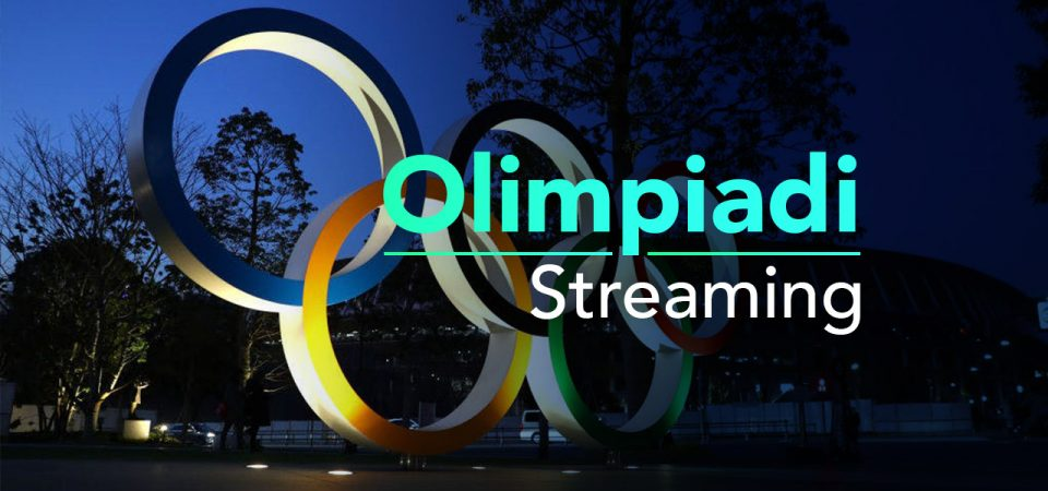 olimpiadi streaming
