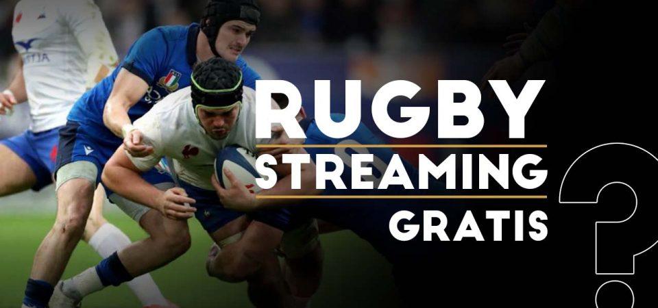 rugby streaming gratis