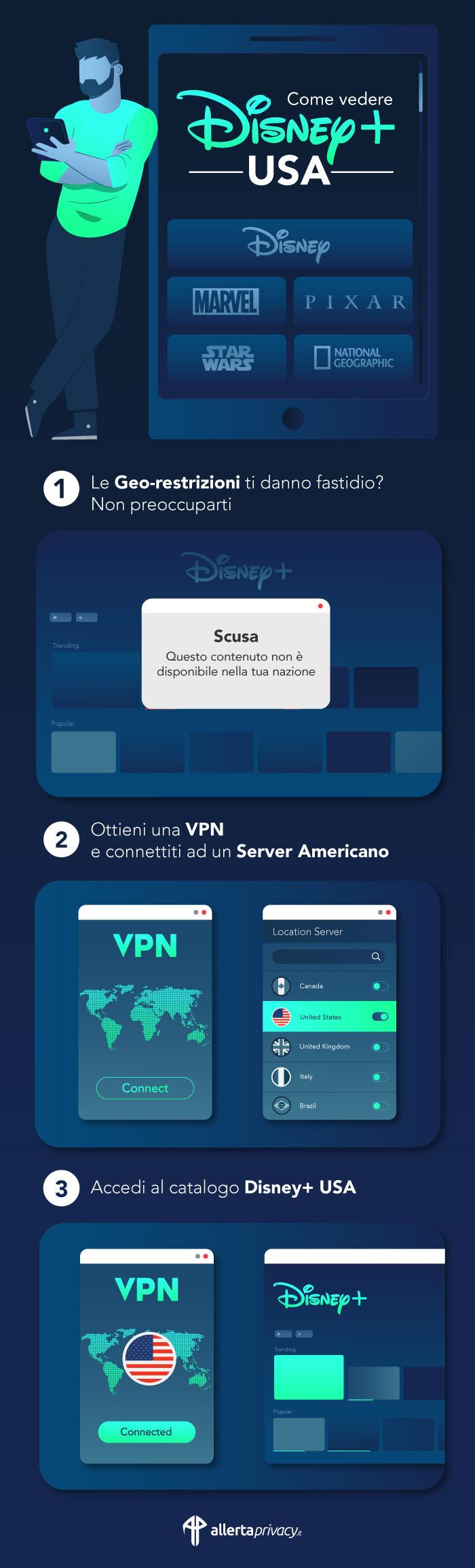 disneyplus usa infographic