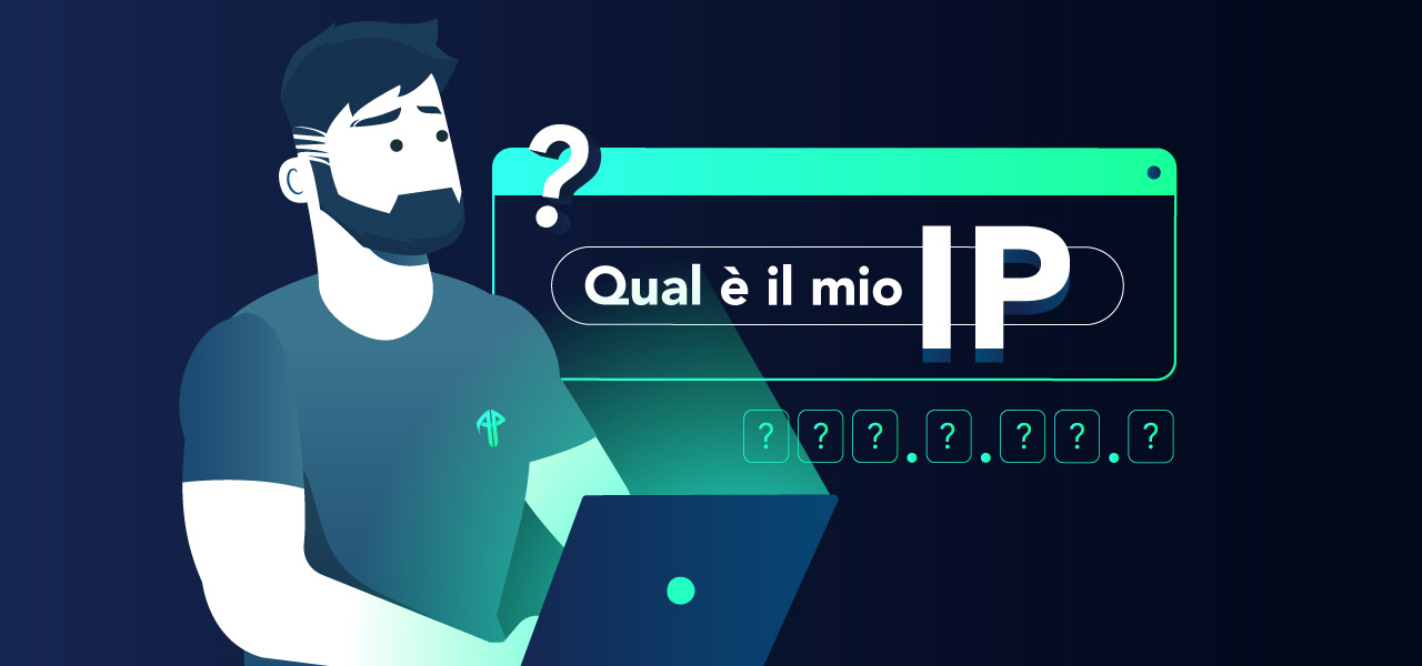 Qual è il mio IP