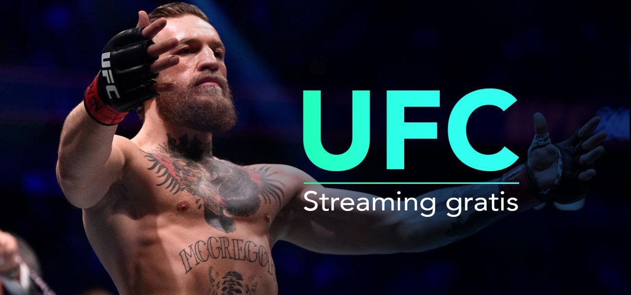 ufc streaming gratis