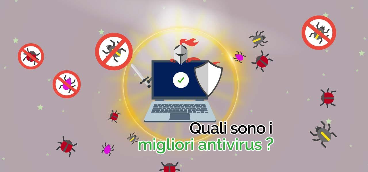 miglior antivirus a pagamento