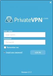 privatevpn accesso