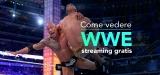 Come vedere WWE Streaming ITA gratis