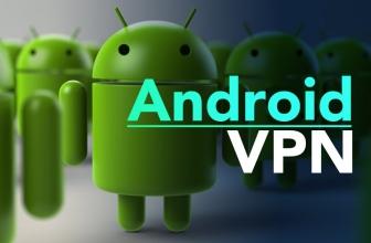 Le 5 migliori Android VPN nel 2020