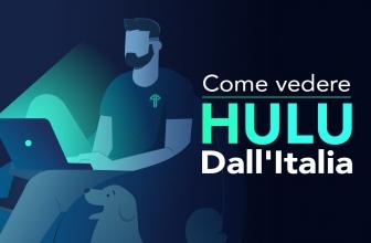 Come sbloccare Hulu Italia nel 2020
