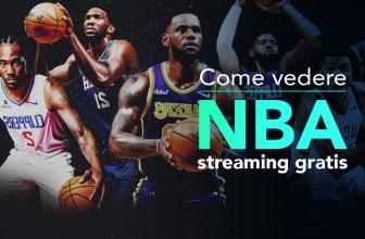Come vedere NBA streaming gratis?