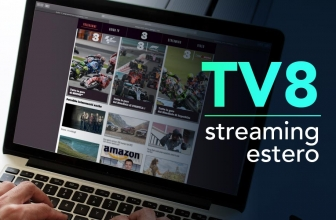 TV8 streaming estero | Guarda il canale 8 dovunque ti trovi!
