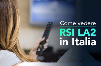 RSI LA2 Streaming: Come vedere la TV svizzera in Italia